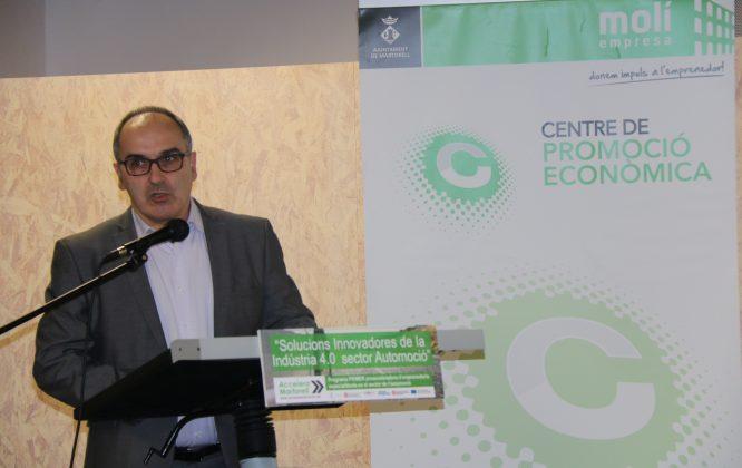 Lluís Amat, regidor Promoció Econòmica