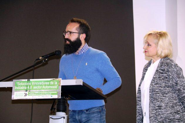 Josep Nadal, gerent CIAC