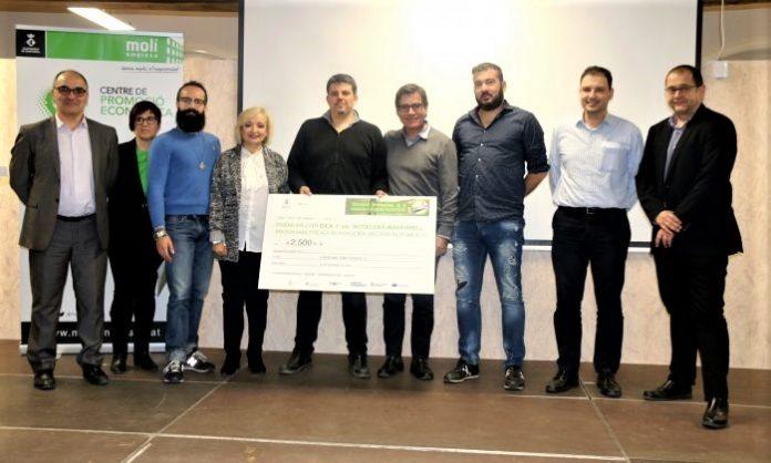 Participants i guanyador 1r concurs 'Accelera Martorell'