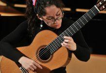 Maria Ribera, guitarrista