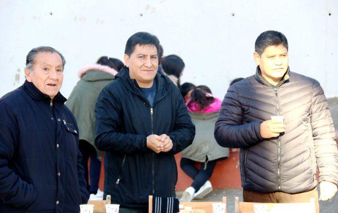 Festa Asociación Intercultural Revelación Karumanta