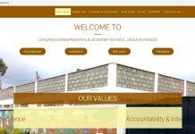Web de l'Escola Lutgarda
