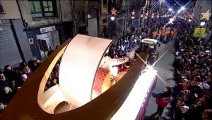 Retransmissió de la Cavalcada 2009 de Martorell a TV3