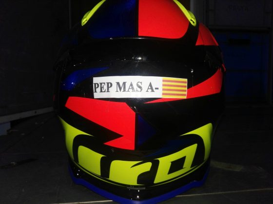 Pep Mas, pilot martorellenc al Dakar 2019