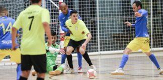 Víctor Cecília, jugador Sala5 Martorell (FCF)