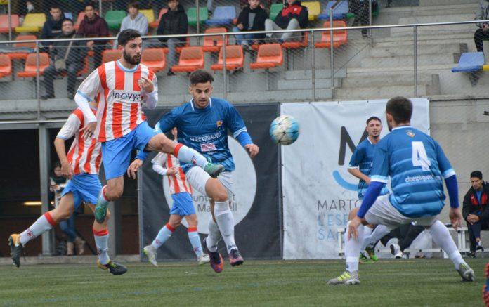 CF Martorell. Foto: Marta Gila