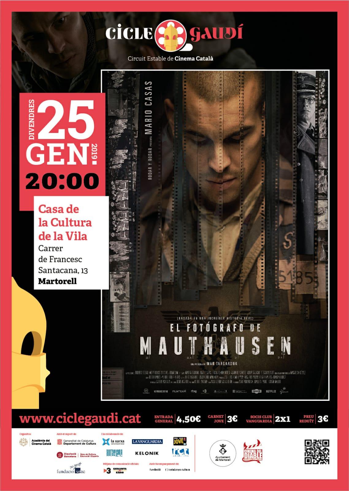 'El fotógrafo de Mauthausen'