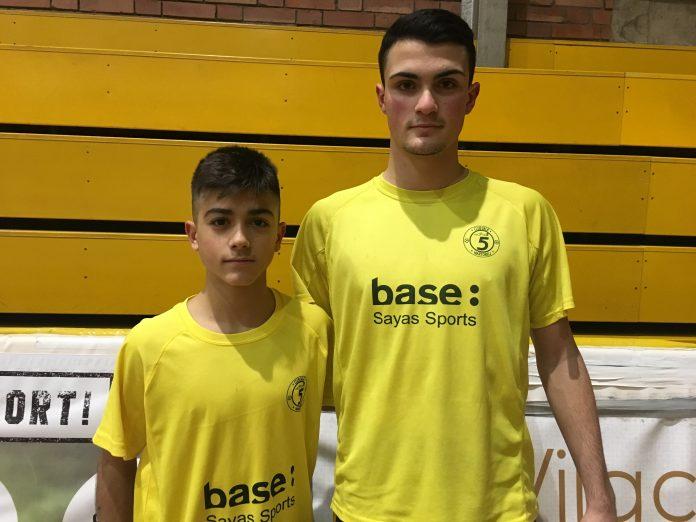 Ibai Espinosa i Víctor Cecília
