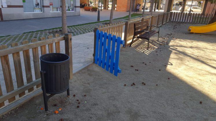 Reforma integral parcs infantils