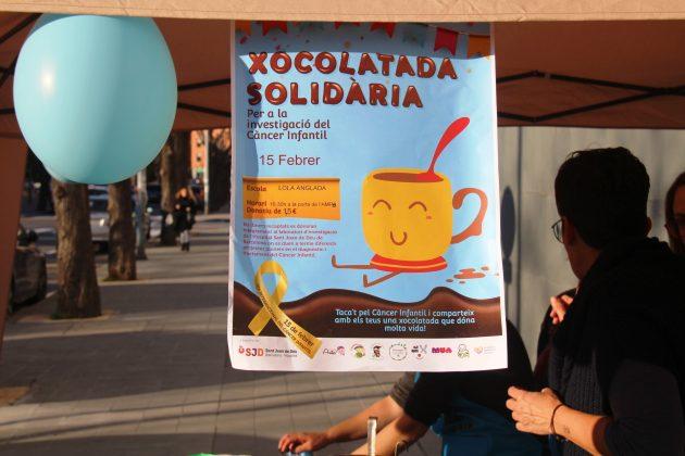 2a Xocolatada Solidària AMPA Lola Anglada