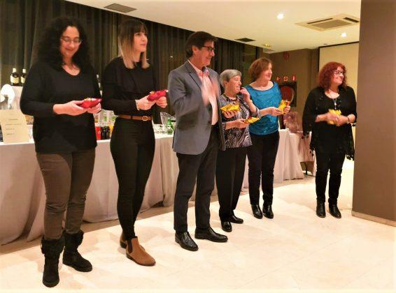 25è aniversari equip femení CP Martorell