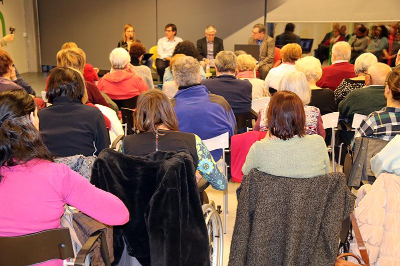 Presentació de la novel·la 'Pentimento', d'Antoni Real