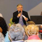 Presentació de la novel·la 'Pentimento', d'Antoni Real.
