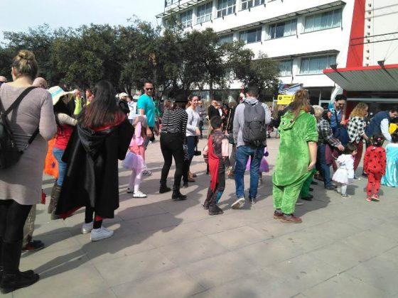 Carnaval Infantil de l'Esplai Guspira