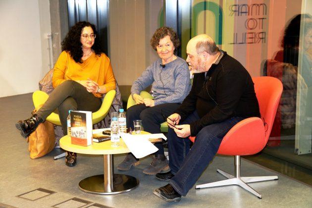 Presentació 'L'amic escocès' de Maria Barbal