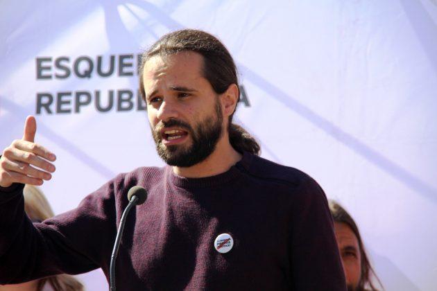 Gerard Gómez, portaveu adjunt d'ERC al Parlament