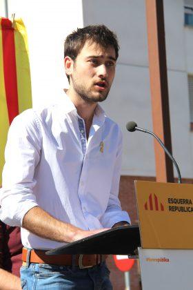Víctor de León, candidat ERC