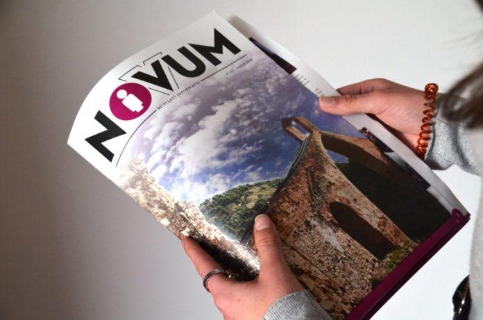 Revista Novum. Persovuses