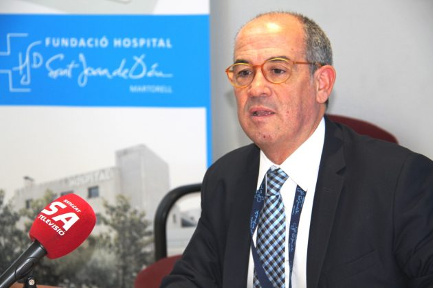 Dr. Manuel Álvarez, director-gerent FHSJDM