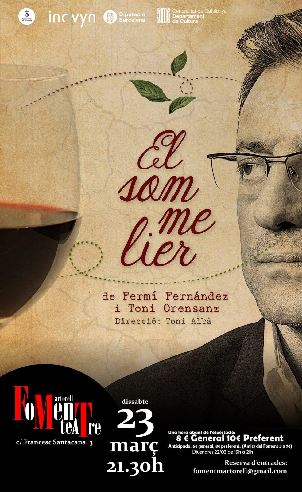 'El Sommelier', d'El Foment