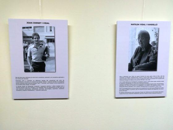 Exposició 'Com l'art floreix de l'adversitat'