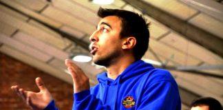 Albert Valle, jugador CB Martorell