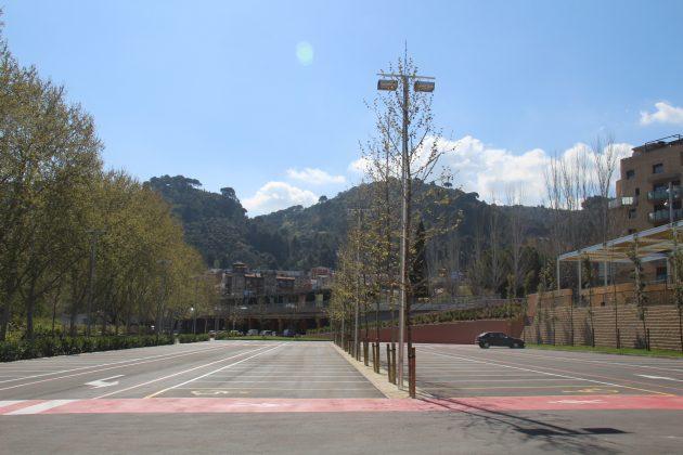 Reforma zona annexa Pomfusa