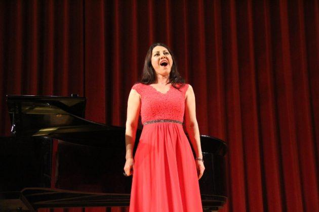 Concurs de Cant Josep Palet. Astghik Khanamiryan