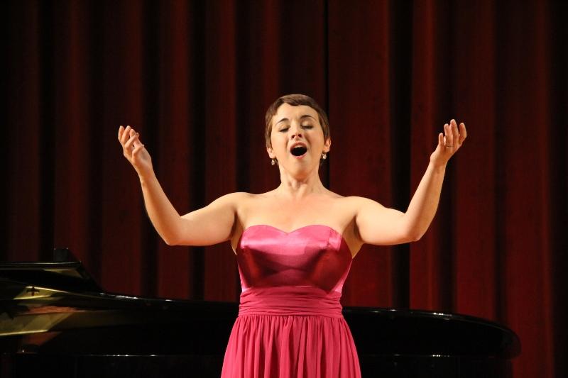 Concurs de Cant Josep Palet. Elise Efremov