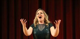 Concurs de Cant Josep Palet. Laura Cruz