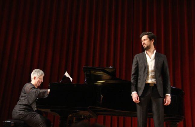 Concurs de Cant Josep Palet. Mikel Uskola