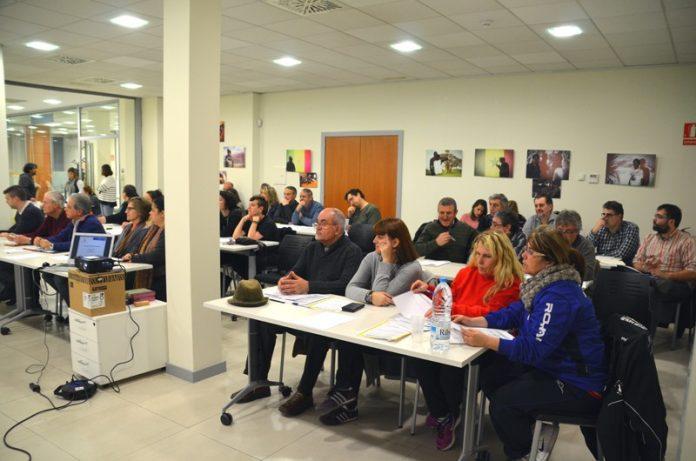 Sessió formació entitats El Círcol