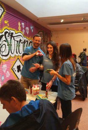 Activitats de la Social Week de CaixaBank a Martorell