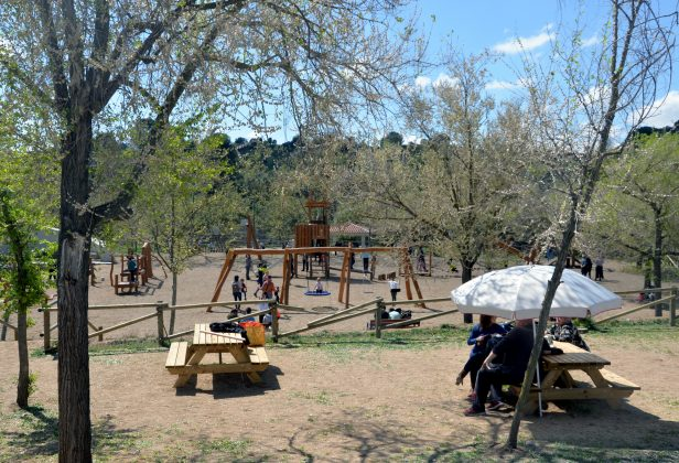 Parc Forestal Can Cases