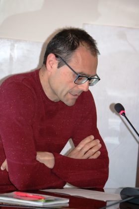 Sergio Cinto, president MAC