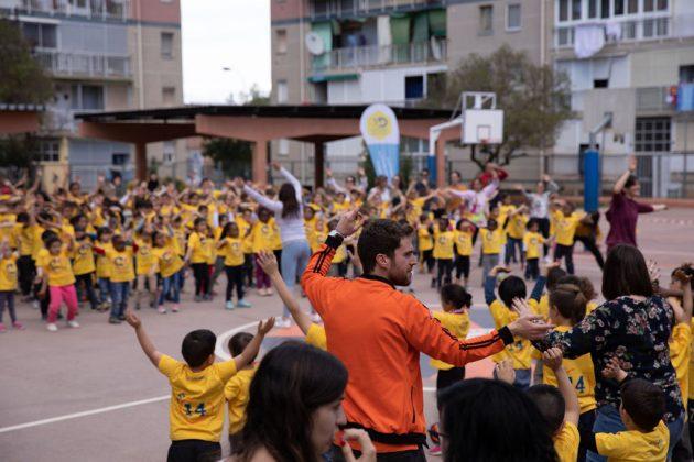 Pati 14 Escola José Echegaray