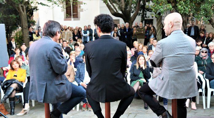 Pregó Fira de Primavera amb Karim Adduchi, dissenyador de moda