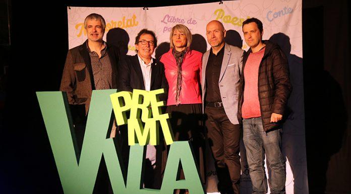 44è Premi Vila de Martorell. Photocall amb membres del jurat