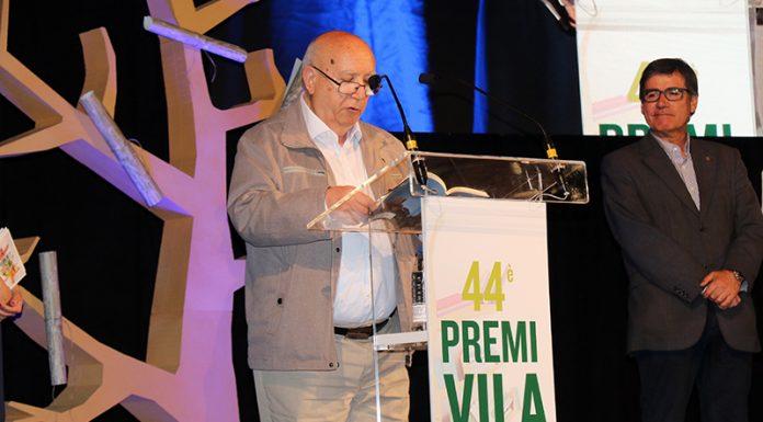 44è Premi Vila de Martorell. Jacint Soler