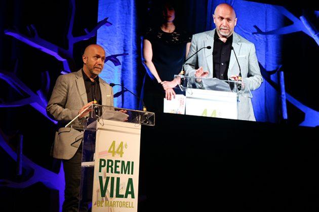 44è Premi Vila de Martorell. Sergi Corral
