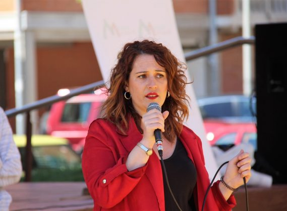 Laura Ruiz, número 2 Movem Martorell