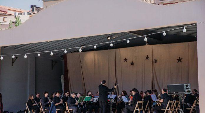 Concert Banda Simfònica Martorell. Grisphoto