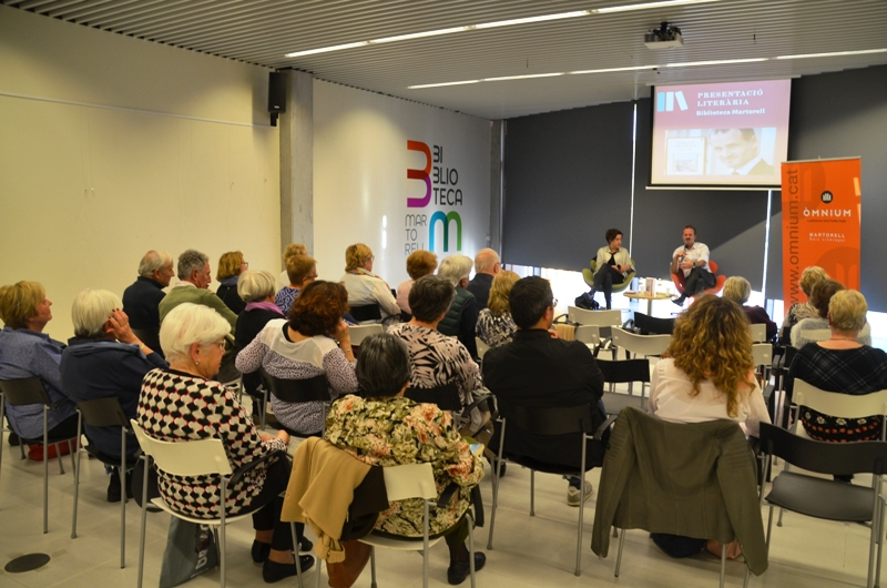 Presentació de 'Digues un desig', de Jordi Cabré