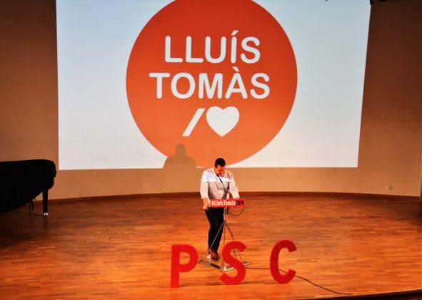 Toni Carvajal, número 2 PSC Martorell