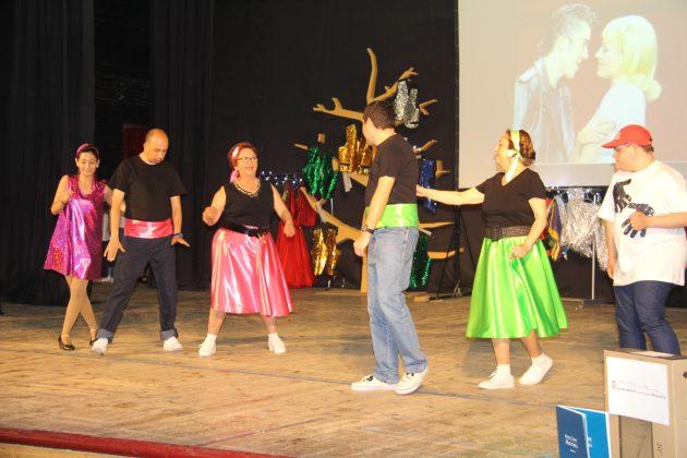 Festival benèfic Arc de Sant Martí