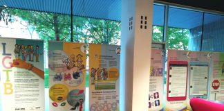 Exposició 'Diferents, Iguals, Nosaltres, Adolescents, identitats i diversitat sexual'