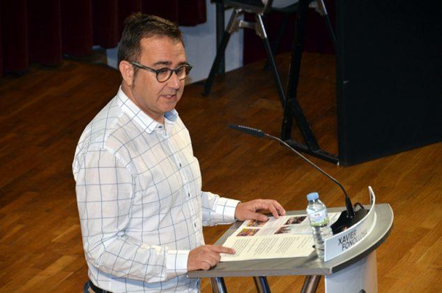 Acte electoral de Junts per Martorell. Lluís Sagarra