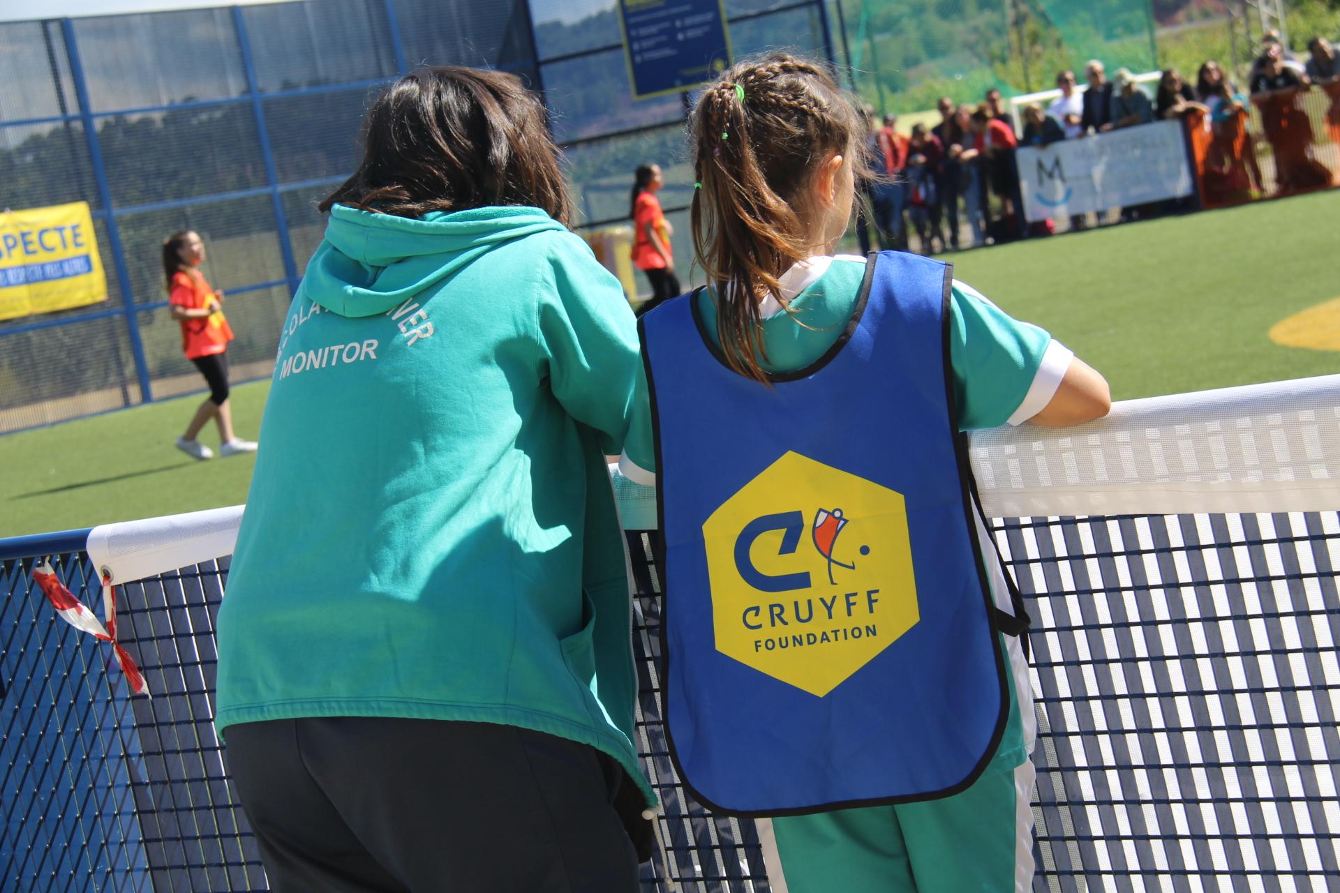 Semifinal Cruyff Court