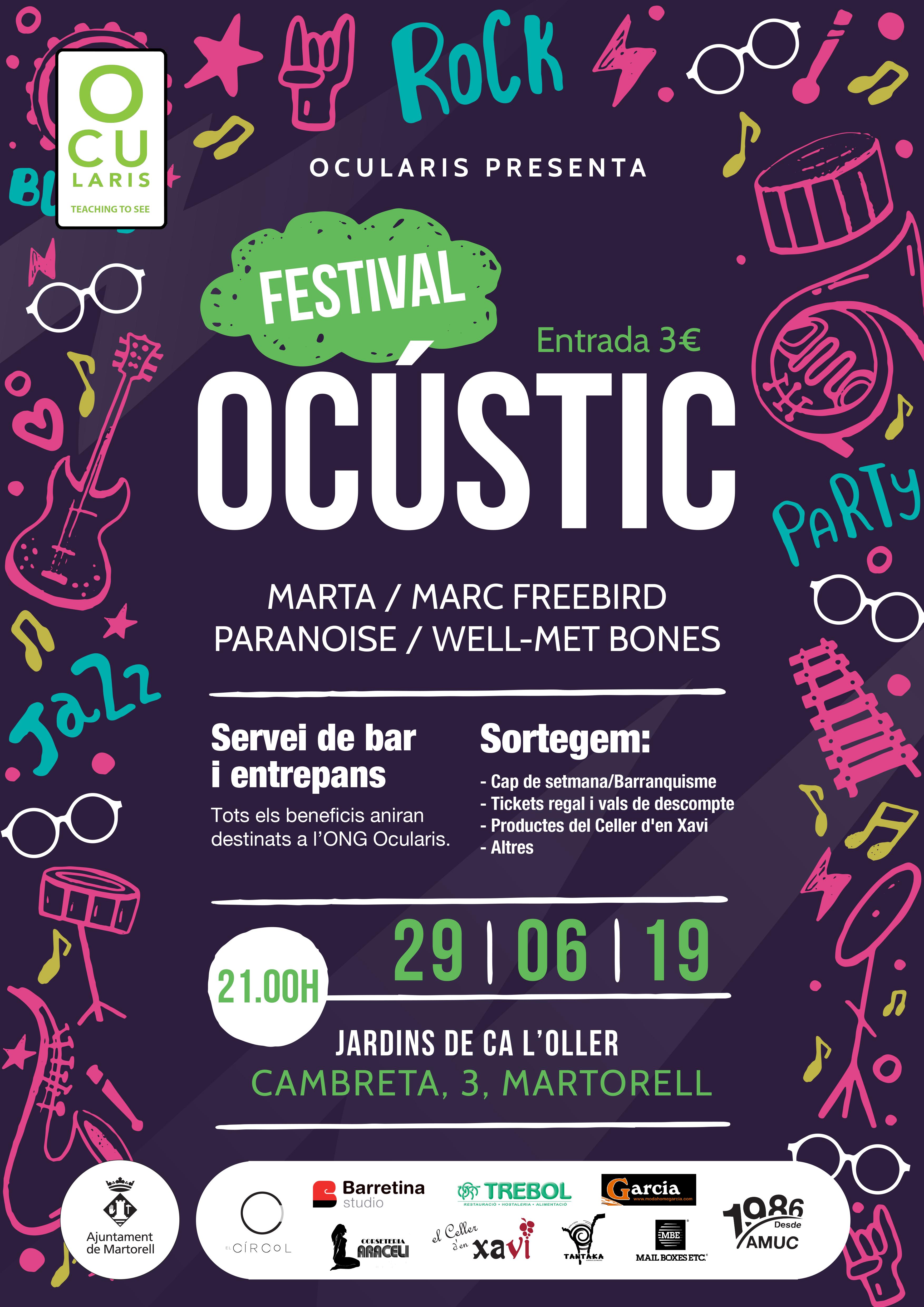 Ocustic