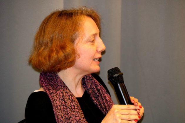 Anna Folqué, autora del llibre
